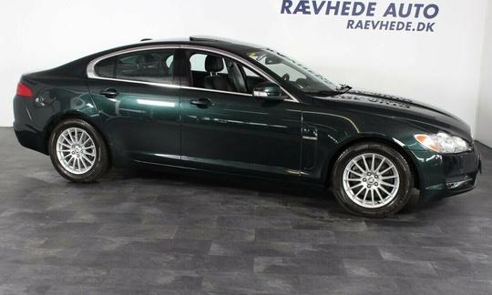 Jaguar XF 2,7 D V6 Luxury aut. 4d