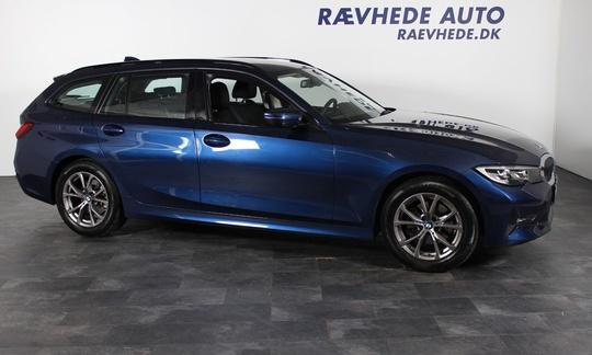 BMW 320d 2,0 Touring Sport Line aut. 5d