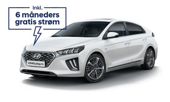 Hyundai Ioniq Electric 38,8 kw 136 hk Trend
