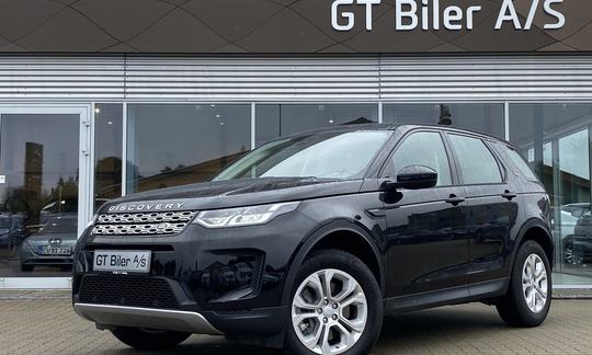 Land Rover Discovery Sport S P300e Plug-in Hybrid AWD Aut.