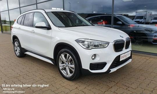 BMW X1 2,0 xDrive20d aut. 5d