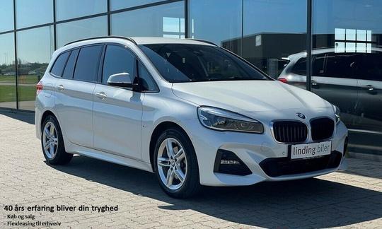 BMW 218i 1,5 Gran Tourer M-Sport aut. 5d