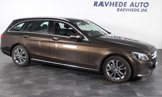 Mercedes C220 2,2 BlueTEC Avantgarde stc. aut. 5d