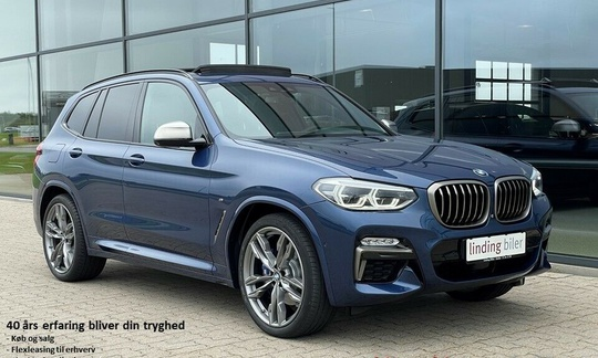 BMW X3 3,0 M40i xDrive aut. Van 5d