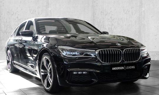 BMW 730d - 265 hk Steptronic