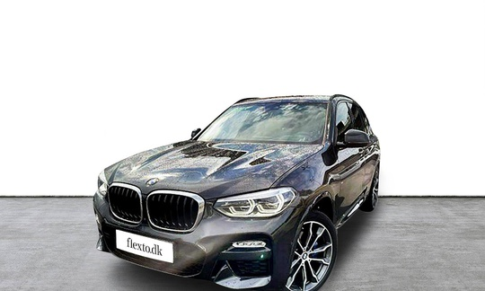 BMW X3 leasing