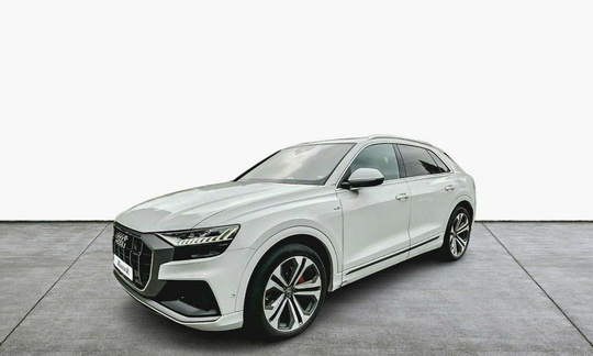 Audi Q8 leasing