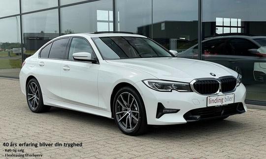 BMW 330e 2,0 Sport Line aut. 4d
