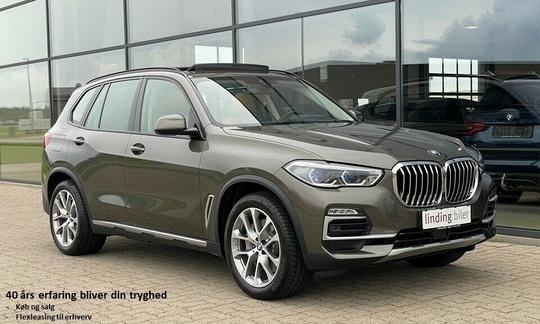 BMW X5 3,0 xDrive45e X-Line aut. 5d