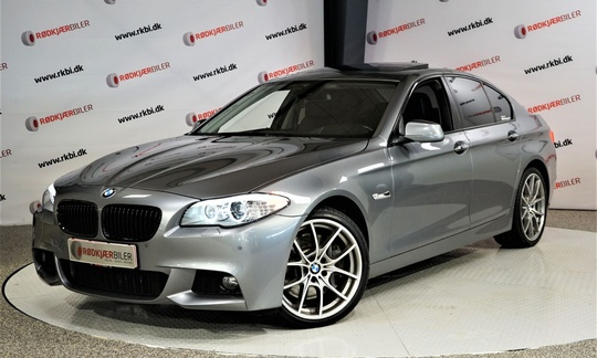 BMW 550i aut.