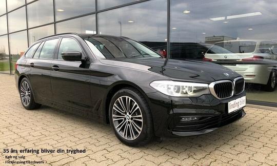 BMW 520i 2,0 Touring Sport Line aut. 5d