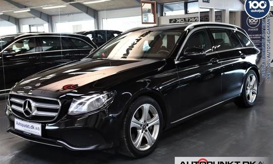 Mercedes E350 d 3,0 stc. aut. 5d
