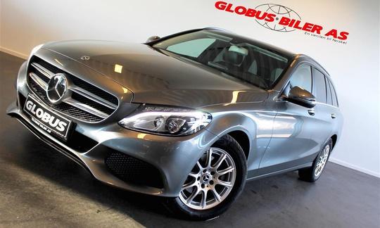 Mercedes C220 d  T 2,1 Bluetec 9G-Tronic 170HK Stc 9g Aut. 5d