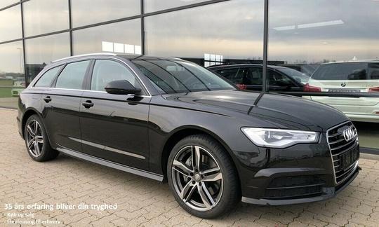 Audi A6 3,0 TDi 218 Avant S-tr. 5d