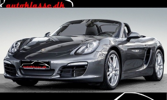 Porsche Boxster S 3.4 - 315 hk PDK