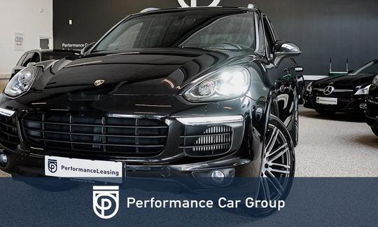 Porsche Cayenne II S 3.6 V6 - 420 hk 4x4 Tiptronic
