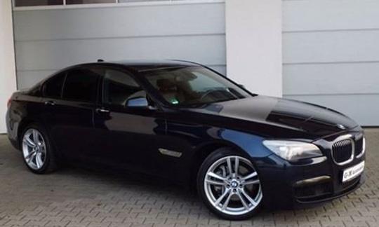 BMW 740d - 306 hk xDrive