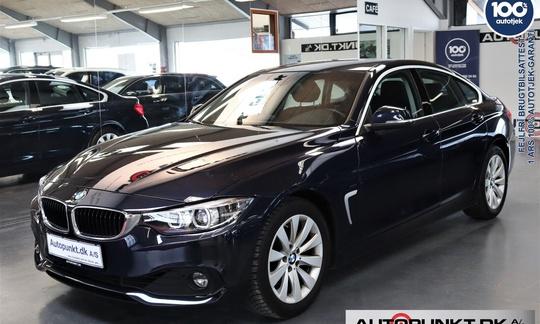 BMW 420i 2,0 Gran Coupé aut. 5d