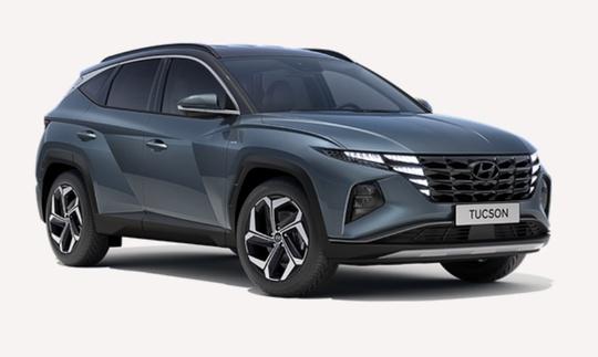 Hyundai Tucson 1,6 T-GDi 6AT 2WD 230 HK HEV Essential