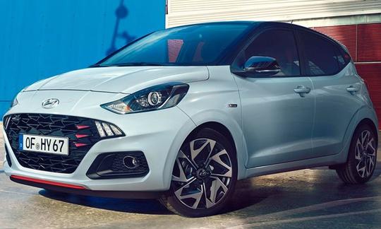 Hyundai i10 1,0 T-GDI N-Line 5d