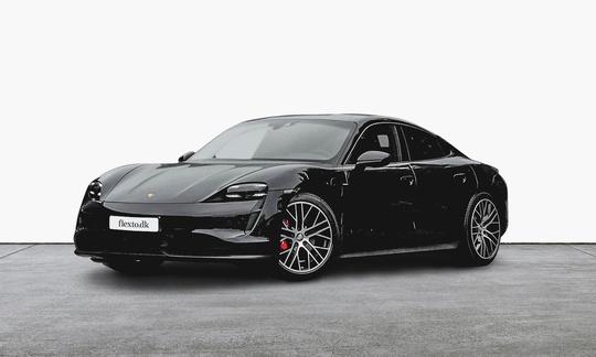 Porsche Taycan leasing