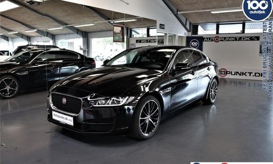 Jaguar XE 2,0 P200 Pure aut. 4d