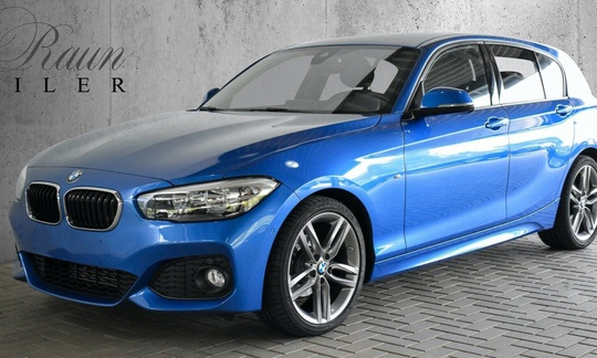 BMW 118i - 136 hk Steptronic Hatchback M-SPORT