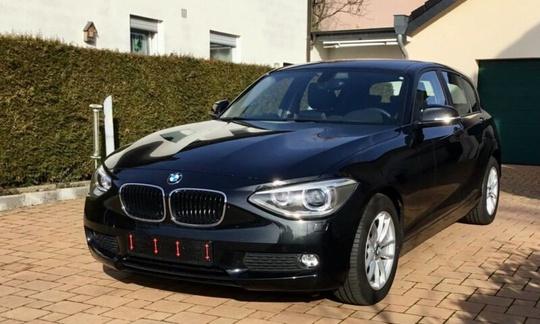 BMW 116d - 116 hk Hatchback 5dr