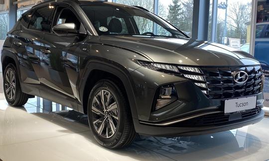 Hyundai Tucson 1,6 T-GDi DCT 150 MHEV 2WD Essential
