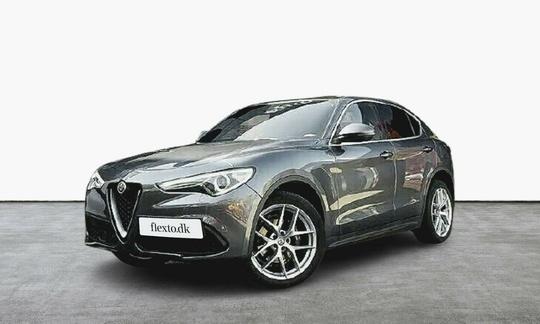 Alfa Romeo leasing