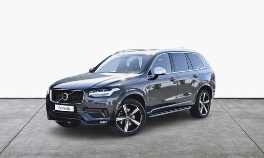 Volvo XC90 leasing