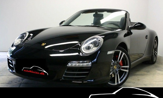 Porsche 911 3.8 Carrera 4S - 385 hk PDK Automatic