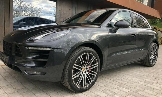 Porsche Macan GTS Sport 3.0 V6 - 360 hk