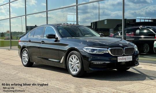 BMW 530e 2,0 iPerformance aut. 4d