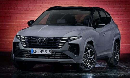 Hyundai Tucson 1,6 T-GDi 265 hk Plug-in Hybrid aut. 4WD N-Line
