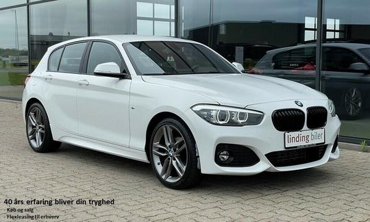 BMW 118i 1,5 M-Sport 5d