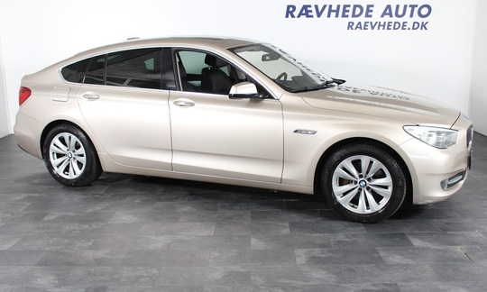 BMW 535d 3,0 Gran Turismo xDrive aut. 5d