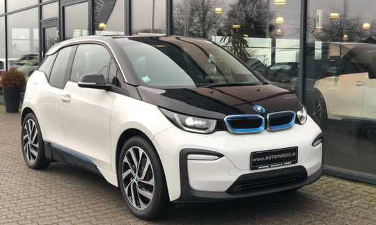 BMW i3  Charged aut. 5d