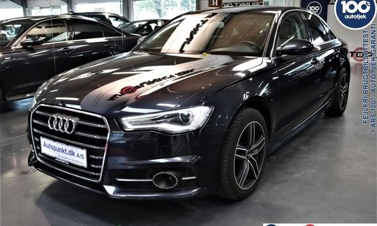 Audi A6 2,0 TDi 190 Ultra S-line S-tr. 4d