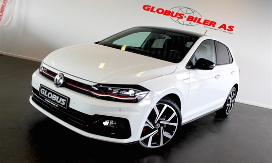 VW Polo  2,0 TSI GTI DSG 200HK 5d 6g Aut. 5d