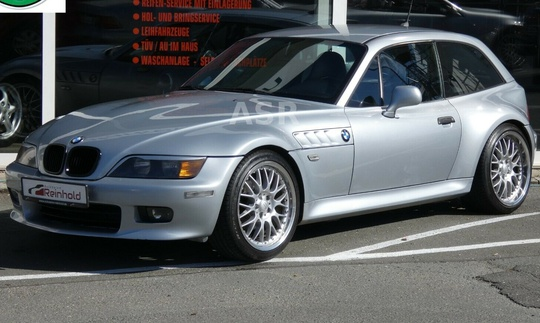 BMW Z3 2.8 - 193 hk Coupe