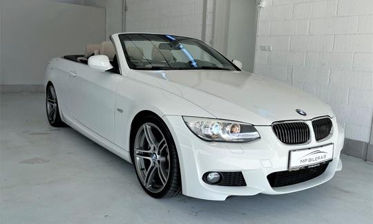 BMW 330d 3,0 Cabriolet aut. 2d