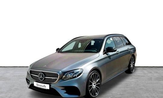 Mercedes E-klasse leasing