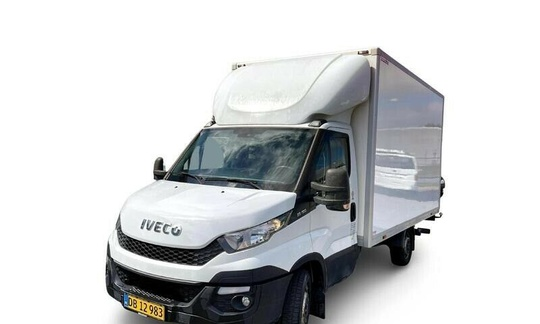 Iveco Daily Leasing