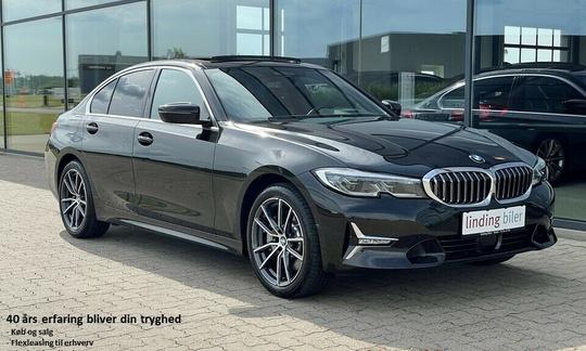 BMW 330e 2,0 Luxury Line aut. 4d