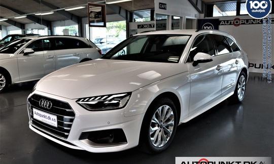 Audi A4 40 TFSi Advanced+ Avant S-tr. 5d