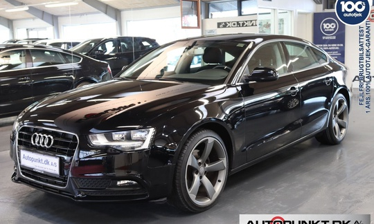 Audi A5 1,8 TFSi 177 Sportback Multitr. 5d