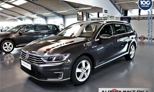 VW Passat 1,4 GTE Variant DSG 5d