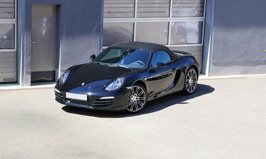Porsche Boxster 2.7 - 265 hk PDK