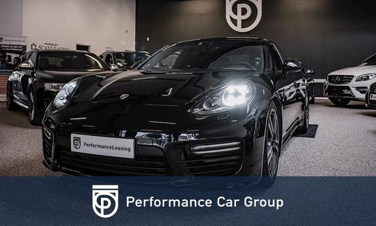 Porsche Panamera GTS 4.8 V8 - 440 hk 4x4 PDK